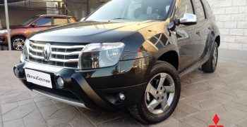 RENAULT DUSTER PRIVILEGE 2012 4X4