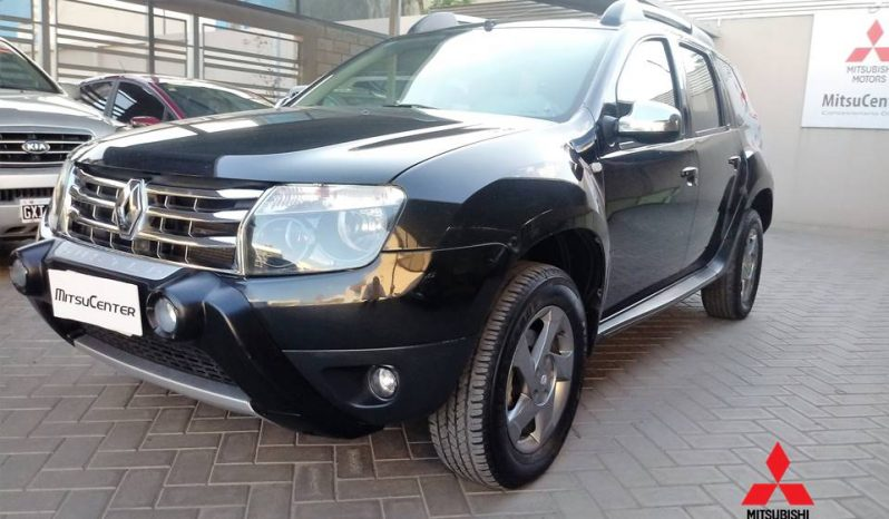 RENAULT DUSTER PRIVILEGE 2012 4X4 completo