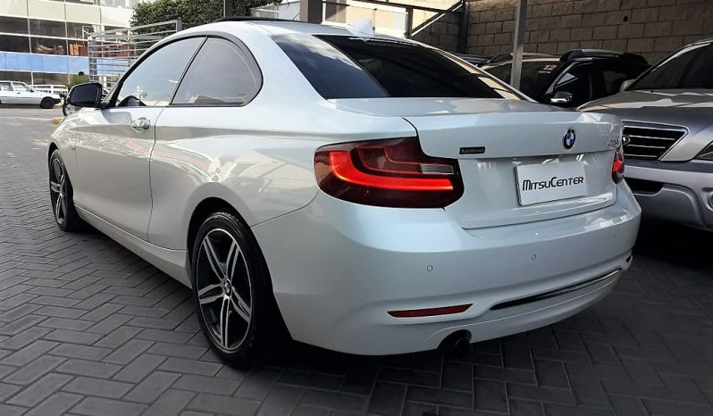 BMW 220i Coupe completo
